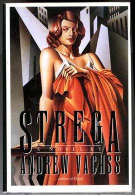 Strega by Andrew Vachss, a Burke Novel : The Zero 5.0laf - The ...