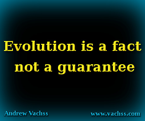 evolution_is_a